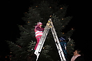 Weihnachtsbaumaufstellen 2018