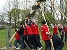 Maibaum aufstellen 2008_40