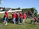 Maibaum aufstellen 2009_10