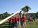 Maibaum aufstellen 2009_12