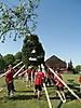 Maibaum aufstellen 2009_41