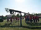 Maibaum aufstellen 2009_45