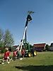 Maibaum aufstellen 2009_62
