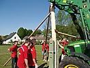 Maibaum aufstellen 2009_67