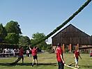 Maibaum aufstellen 2009_79