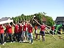 Maibaum aufstellen 2009_9