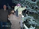 Weihnachtsbaum aufstellen 2008_48
