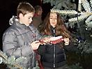 Weihnachtsbaum aufstellen 2008_49