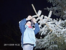 Weihnachtsbaum aufstellen 2008_51