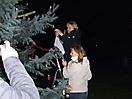 Weihnachtsbaum aufstellen 2008_53