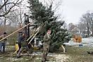 Weihnachtsbaum aufstellen 2010_18