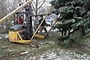 Weihnachtsbaum aufstellen 2010_21