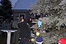 Weihnachtsbaum aufstellen 2010_25