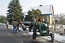 Weihnachtsbaum aufstellen 2010_2