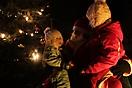 Weihnachtsbaum aufstellen 2010_53