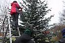 Weihnachtsbaum aufstellen 2011_5