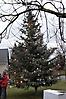 Weihnachtsbaum aufstellen 2011_7